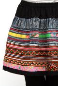 モン族刺繍スカート