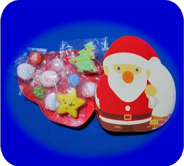 サンタボックスお菓子セット
