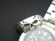 【silver】メンズリング スカル