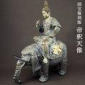 高岡の伝統工芸・国宝復刻版「帝釈天像」を販売