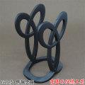 高岡の伝統工芸・鋳鉄製のマガジンラックを販売
