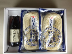 生素麺ギフト商品写真