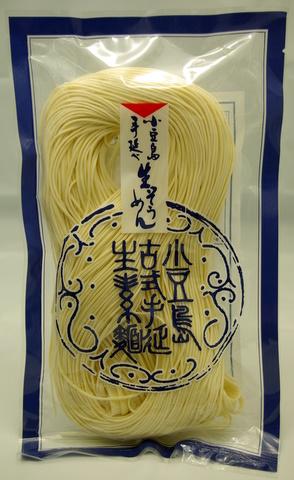 小豆島 生素麺