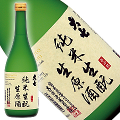 大七 純米生もと生原酒 720ml