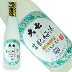 大七 生モト梅酒300ml【日本酒通販店:地酒のリエゾン】