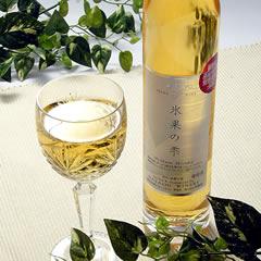 五一わいん 極甘口ワイン 氷果の雫 375ml