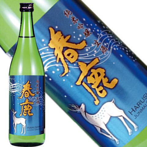 春鹿 純米吟醸生酒720ml