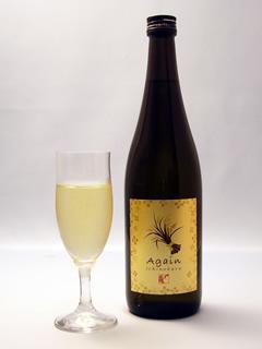 一ノ蔵 貴醸酒 Again(アガイン)720ML