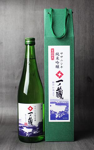 一ノ蔵 ササニシキ純米吟醸 軽やか仕立て 720ml