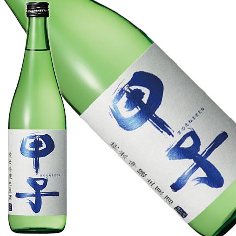 甲子 夏生 純米吟醸生原酒 720ml