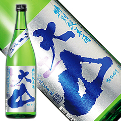大山 特別純米生酒 出羽の里
