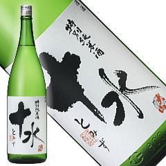 大山 特別純米酒「十水(とみず)」