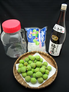 梅酒作成セット