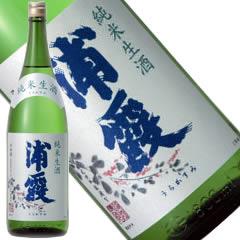 浦霞夏の生酒