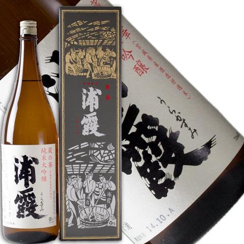【隠し酒】浦霞 純米大吟醸 蔵の華1800ml