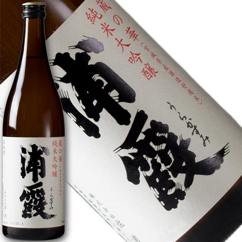 【隠し酒】浦霞 純米大吟醸 蔵の華 720ml