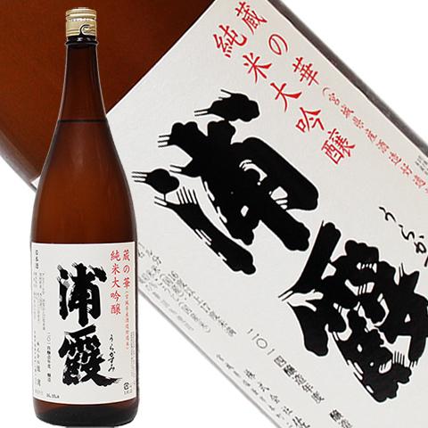 浦霞 蔵の華純米大吟醸 1800ml