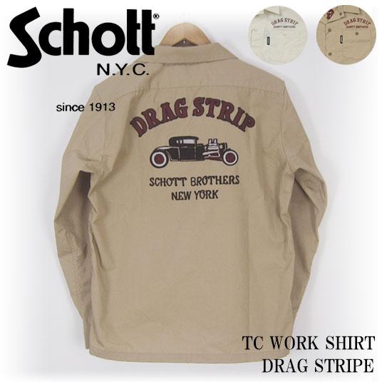 Schot ワークシャツ