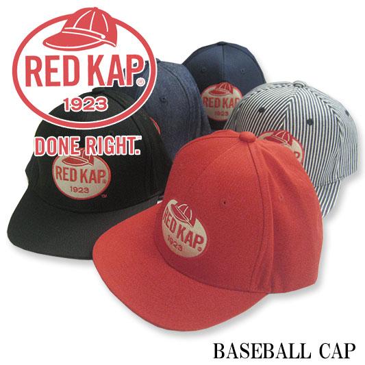 REDKAP レッドキャップ ベースボールキャップ RK-CP13J BASEBALL CAP -JOE-