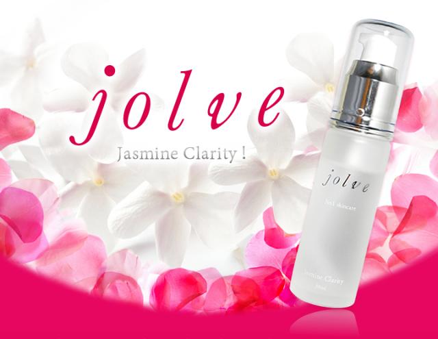 【jolve】 Jasmine Clarity 3in1skincare ~ジョルブ ジャスミンクラリティ 3in1スキンケア 30ml