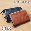 fabulous(ファビュラス)gland DGW-1203038(二つ折れ財布)