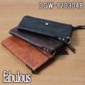 fabulous(ファビュラス)gland DGW-1203048(長札財布)