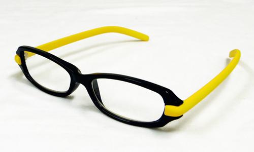 JUJUBEE LOUGAN'S Bruno Yellow /ブルーノ イエロー 【JUJUBEEの老眼鏡ブランド】