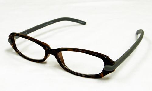 JUJUBEE LOUGAN'S Bruno Gray /ブルーノ グレー 【JUJUBEEの老眼鏡ブランド】