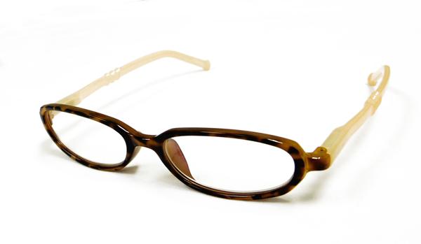 JUJUBEE LOUGAN'S Clare PC WHITE/クレアPC デミホワイト【ジュジュビーの老眼鏡ブランド】