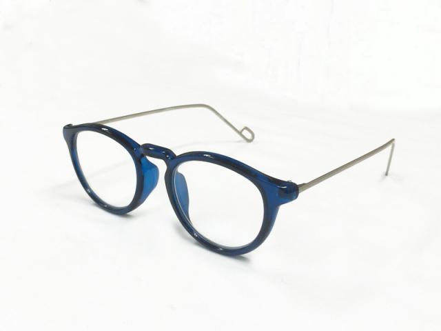 JUJUBEE LOUGAN'S Evans Moon Blue / エヴァンス ムーンブルー  【ジュジュビーの老眼鏡ブランド】