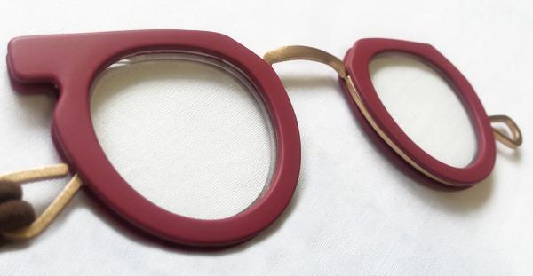 【予約販売受付中!!】 Ciqi Peep Glass Pink / シキ ピープグラス ピンク 【ローネット】【ルーペ】【アクセサリー】