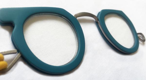 【予約販売受付中!!】 Ciqi Peep Glass Turquoise / シキ ピープグラス ターコイズ 【ローネット】【ルーペ】【アクセサリー】