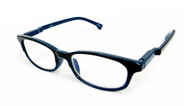 JUJUBEE LOUGAN'S Pete PC BLUE /ピートPC ブルー 【ジュジュビーの老眼鏡ブランド】