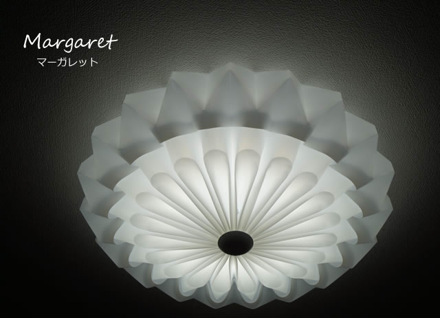 【クリックで詳細表示】シーリングライトJKC166 LED (インテリア照明 間接照明 ペンダントライト 天井照明 北欧)