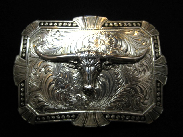 MONTANA SLIVER BUCKLE RTS-FullyEngSprSteerhead  22718RTS-767