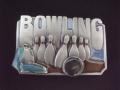 バックル USA SKQ30E Bowling 3D