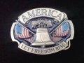 バックル Military  SKU30E  America Let Freedom Ring