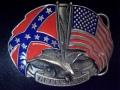 バックル ネイティブ SKU44E  Dixie Flags