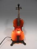 ミュージックライト バイオリンランプ