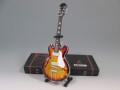 ミニチュア楽器  Axe Heaven JL-017  Sunburst Hollowbody   Mini Guitar