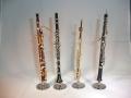 ミニチュア 木管四重奏