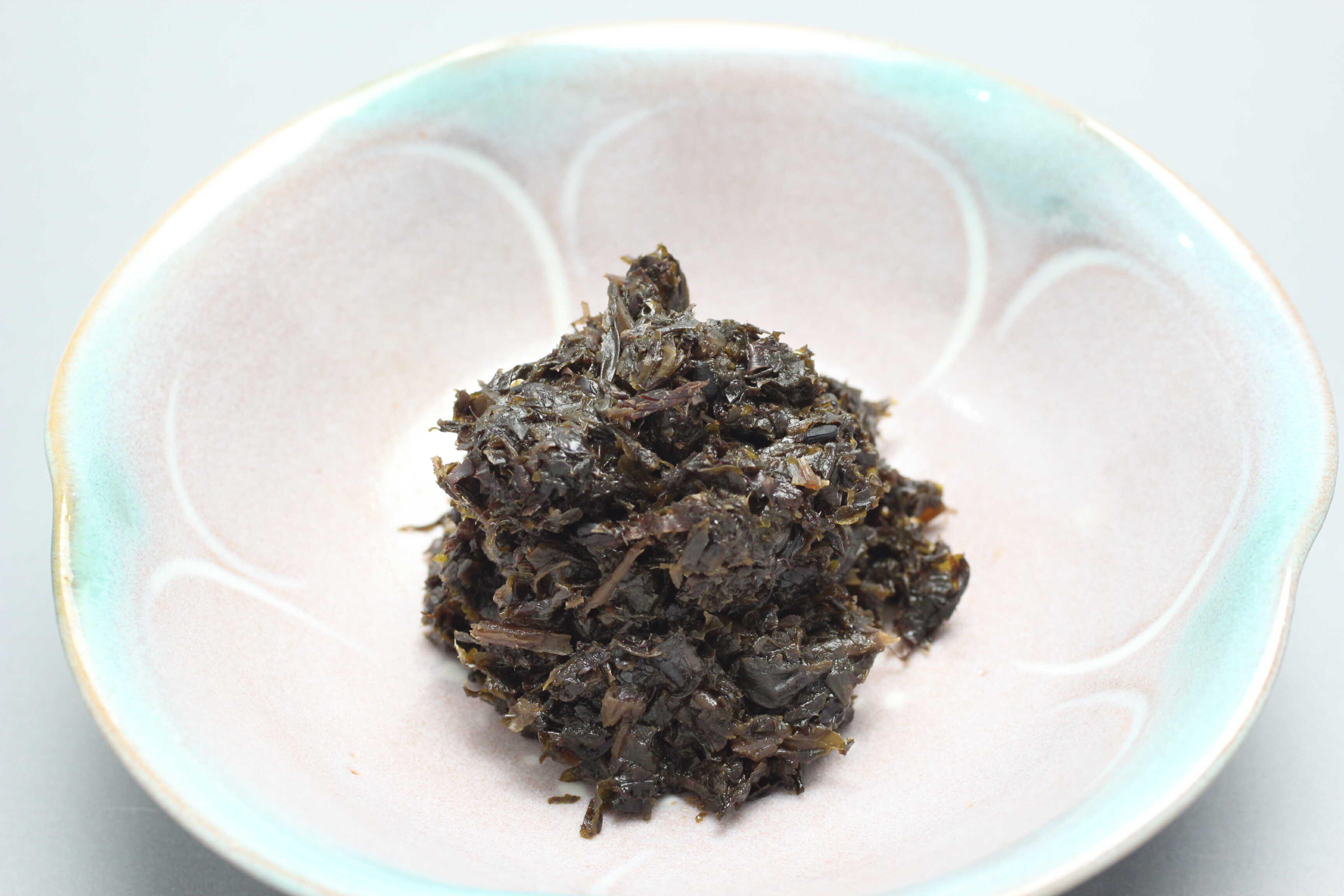 自然栽培赤紫蘇の香る佃煮