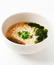 煮干にゅう麺