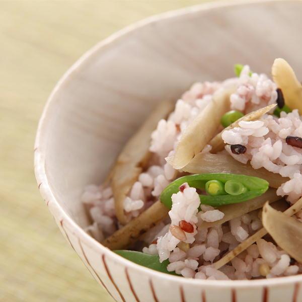 かば田の雑こく米
