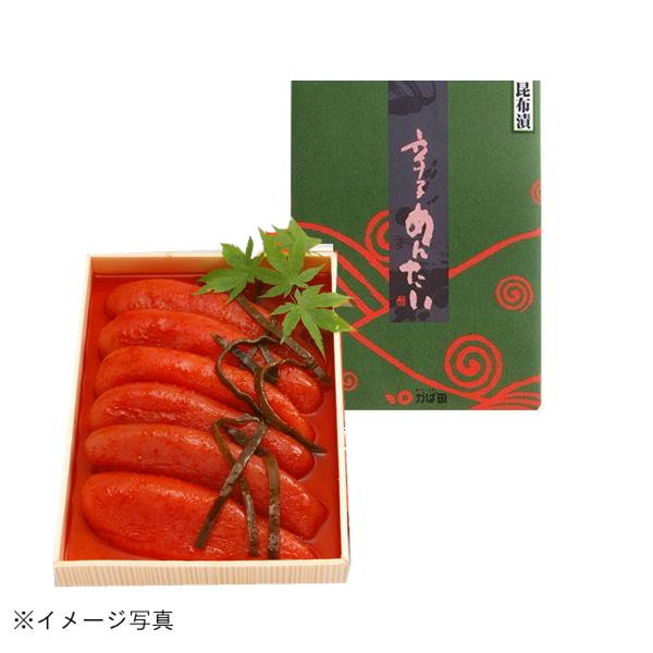 【送料無料】昆布漬辛子めんたい 390g