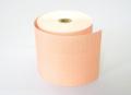 カラーサーマルロール オレンジ (80mm)