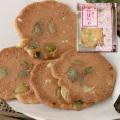 百縁煎餅「塩付き かぼちゃ」 6枚入り