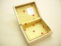 花嫁小箱 - 黄色に小花