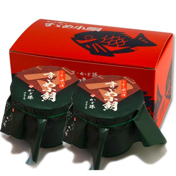 小鯛の笹漬け-大樽2個