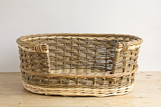 フランス Dog basket(M)